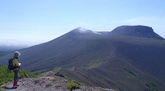 登山のお供になる…かなぁ。『噴火速報』