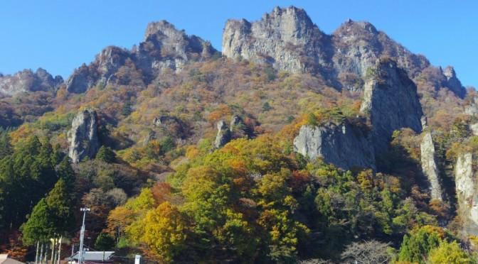 20161113妙義山(の麓)