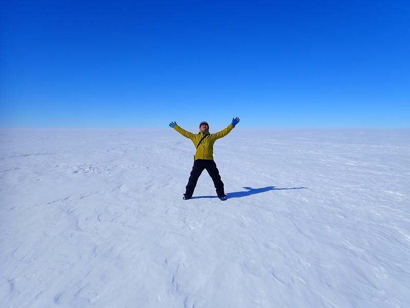 最後の南極大陸